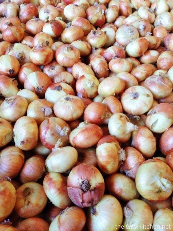 Vidalia Onions thelittlekitchen.net