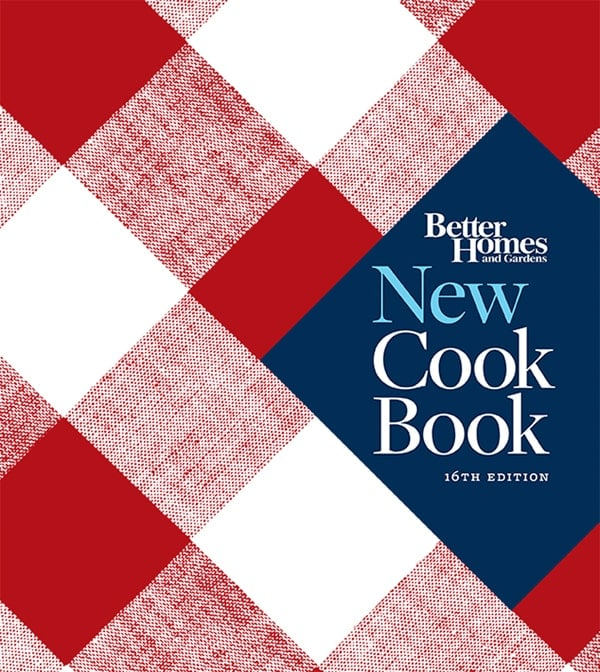 Better Homes And Gardens New Cook Book Giveaway The Little Kitchen