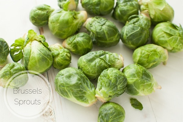 Brussels Sprouts (how to freeze them & cook them) from thelittlekitchen.net
