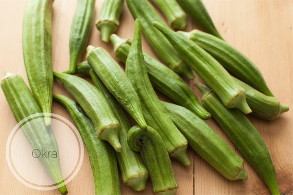 okra how to freeze them u0026 cook them from - How To Freeze Fresh Okra