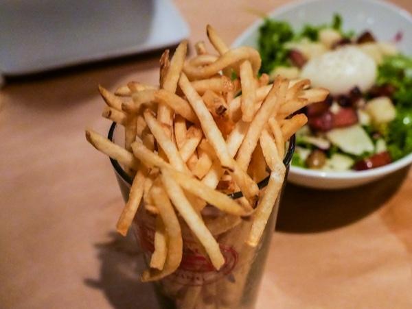 truffle fries Ravenous Pig