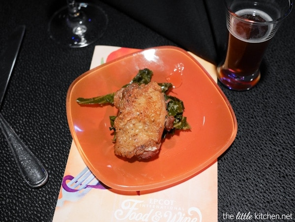 Disney's Epcot Food & Wine thelittlekitchen.net