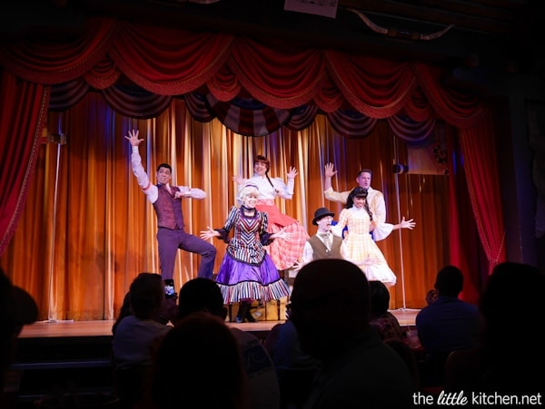 Walt Disney World Hoop Dee Doo