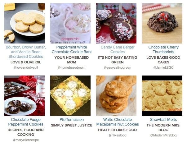 Great Food Blogger Cookie Swap 2014