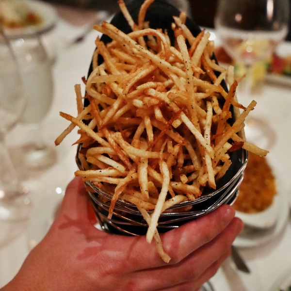 French Fries Instagram