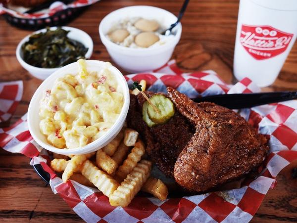 Nashville Hot Chicken Hattie B's