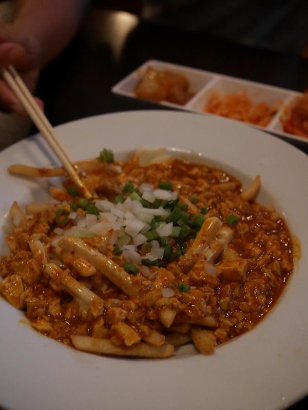 kimchi fries thelittlekitchen.net