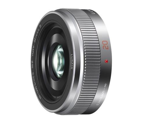Lumix G 20mm lens