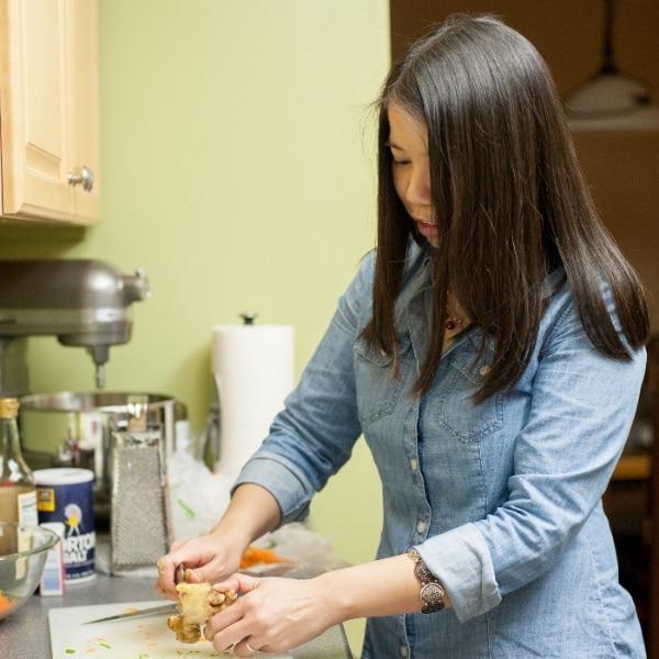 Julie Deily, blogger at The Little Kitchen