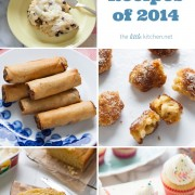 Top Recipes of 2014 - your favorites! from thelittlekitchen.net
