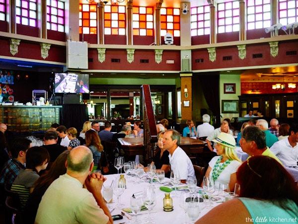 Raglan Road Restaurant // The Little Kitchen
