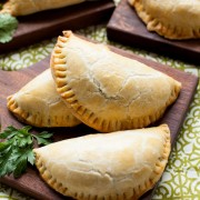 Savory Hand Pies from thelittlekitchen.net