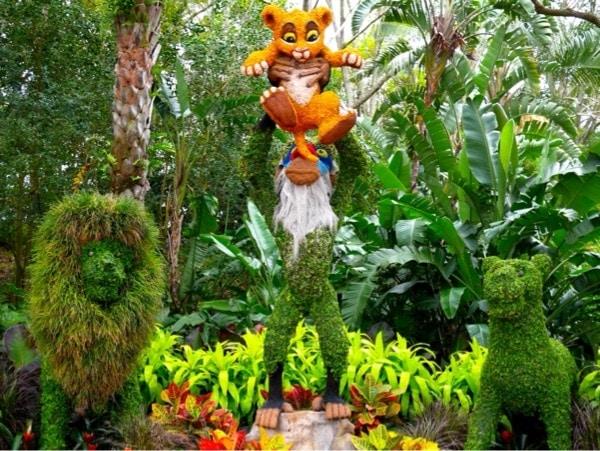 Epcot Flower & Garden Festival Walt Disney World // The Little Kitchen