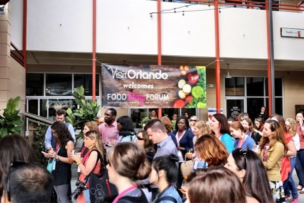Food Blog Forum Orlando 2015