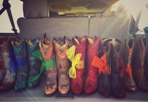 Cowgirl Boots // The Pioneer Woman