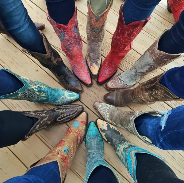 Cowgirl Boots Oklahoma // The Pioneer Woman