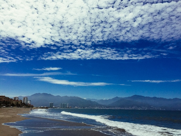 Five Things I Love About Puerto Vallarta, Mexico: the Beaches thelittlekitchen.net