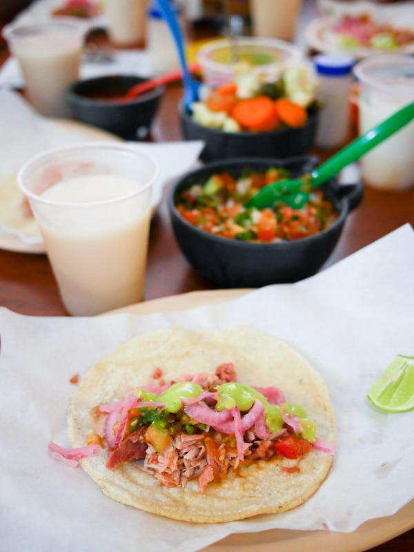 Five Things I Love About Puerto Vallarta, Mexico: Homemade Tortillas thelittlekitchen.net