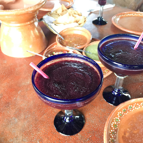 Five Things I Love About Puerto Vallarta, Mexico: Margaritas thelittlekitchen.net