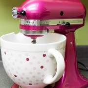 10,000 Cupcakes KitchenAid thelittlekitchen.net