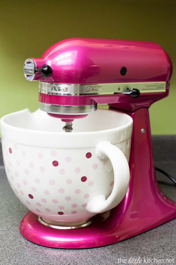 Kitchenaid Raspberry Ice Stand Mixer Amp Ceramic Bowl
