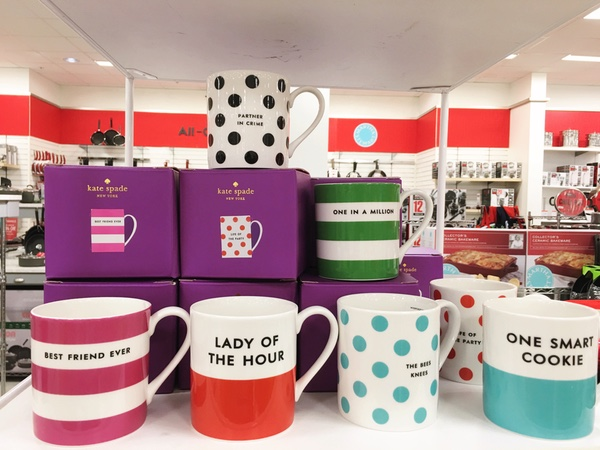 Kate Spade Mugs at Macy's