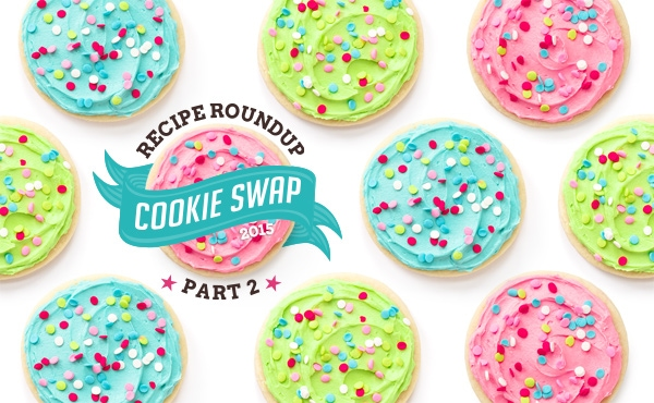 The great food blogger cookie swap 2015 recipe roundup part 2 the the great food blogger cookie swap 2015 recipe roundup part 2 forumfinder Gallery