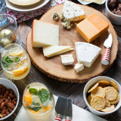 Holiday Entertaining with Crate and Barrel thelittlekitchen.net