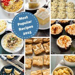Most Popular Recipes of 2015 thelittlekitchen.net