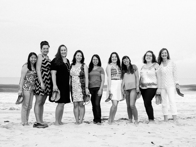 Space Coast Food Bloggers' Girls' Weekend