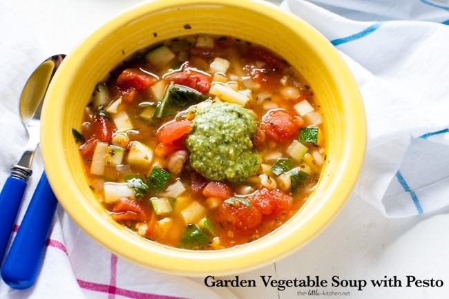 Panera Vegetable Soup The Little Kitchen