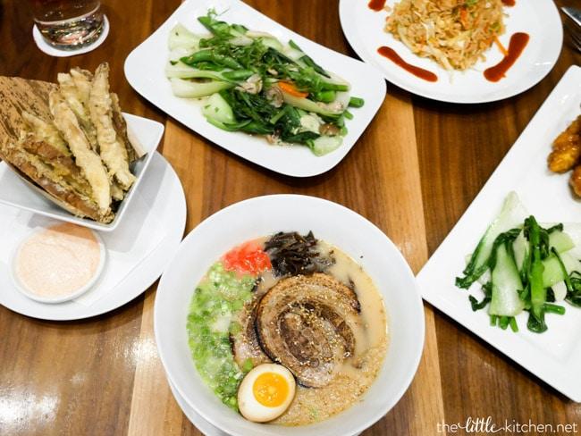 Celebrity Chefs at Disney Springs: Morimoto Asia thelittlekitchen.net