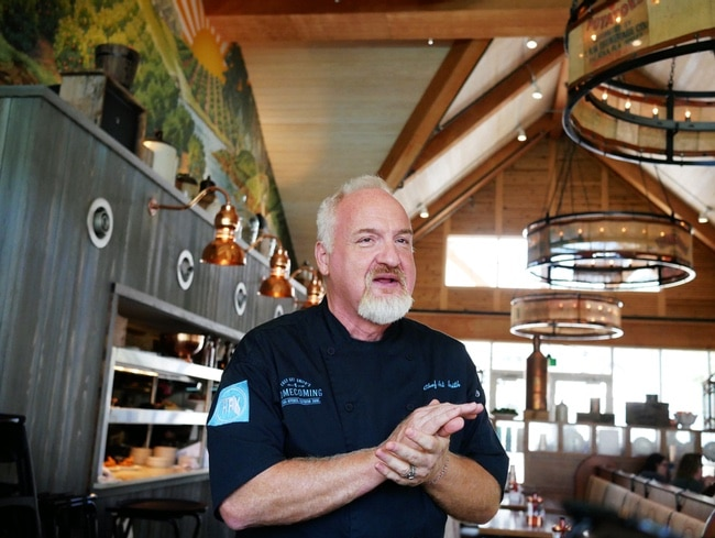 Homecomin' Kitchen // Chef Art Smith from thelittlekitchen.net