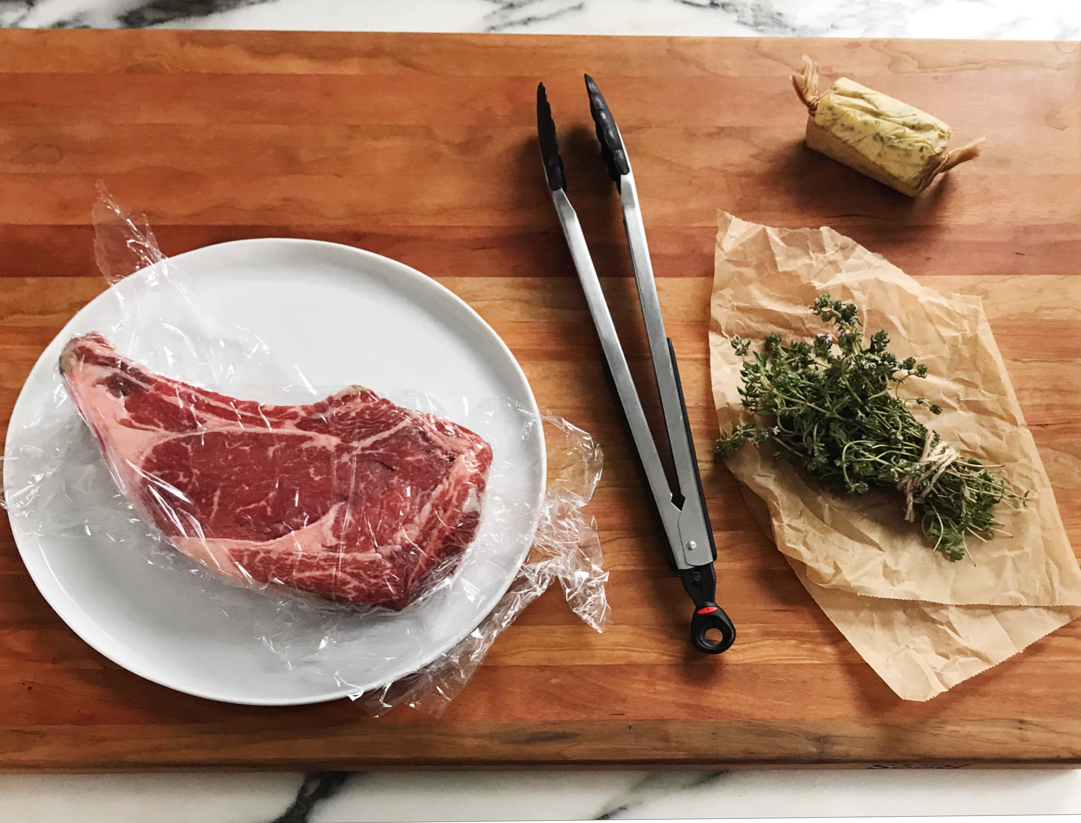 How to Make Steak from thelittlekitchen.net
