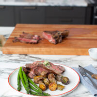 How to Make Steak from thelittlekitchen.net