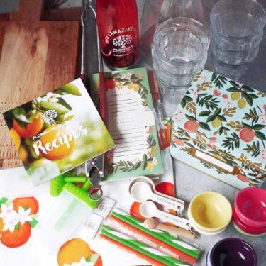 Florida Orange Juice Giveaway from thelittlekitchen.net