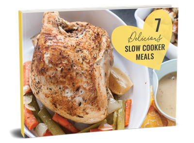 7 Slow Cooker Meals e-book