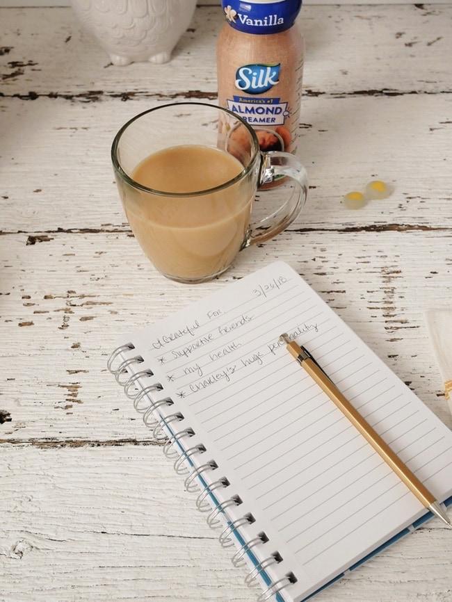 Almond Milk Tea thelittlekitchen.net