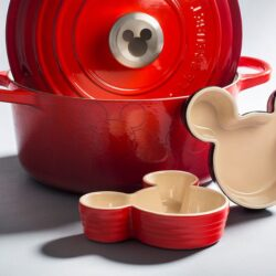 Mickey Le Creuset Dutch Oven Giveaway