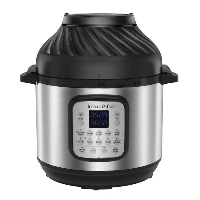 Instant Pot - Pressure Cooker + Air Fryer