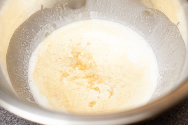 How to Make Homemade Whipped Cream from thelittlekitchen.net