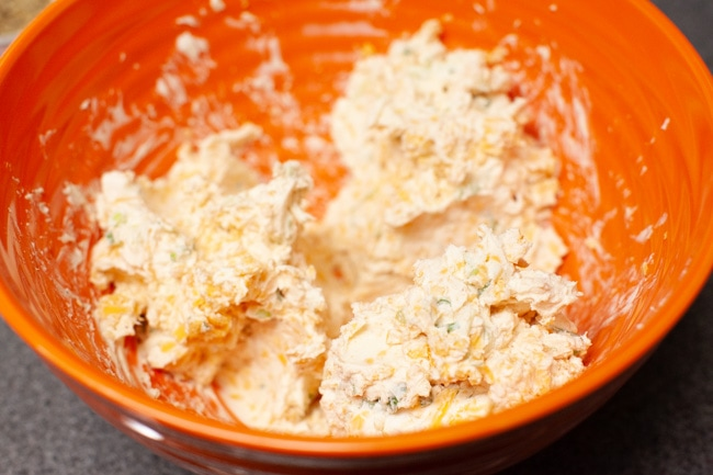 Cheese Ball Recipe from thelittlekitchen.net