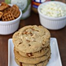 whitechocolatepretzelcookies